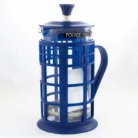 Dr Who Coffee Maker