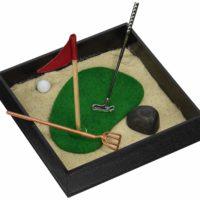 Executive Mini Tee Time Sandbox