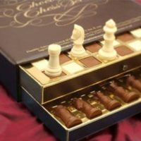Astor Chocolates Chess Set