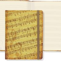 Music Journal Gift For Music Lovers