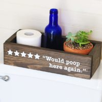 Review Toilet Paper Holder