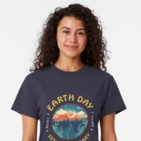 Earth Day 2020 Tshirt