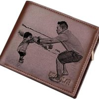 Personalized Photo Wallet Fathers Day Gifts 2020