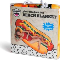 Beach Blanket Hot Dog Gifts
