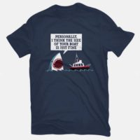 Boats Just Fine Shirt