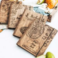 Personalized Recipe Book Gifts